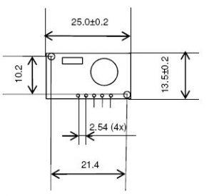 MAS6180COB size